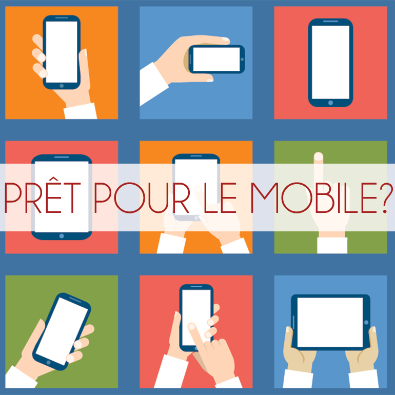 pret pour le mobile marketing